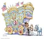 Cartoonist Matt Wuerker  Matt Wuerker's Editorial Cartoons 2010-02-05 democratic party