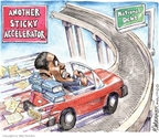 Cartoonist Matt Wuerker  Matt Wuerker's Editorial Cartoons 2010-02-08 safety