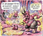 Cartoonist Matt Wuerker  Matt Wuerker's Editorial Cartoons 2010-04-19 Tim