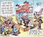 Cartoonist Matt Wuerker  Matt Wuerker's Editorial Cartoons 2010-10-19 payment