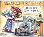 Cartoonist Matt Wuerker  Matt Wuerker's Editorial Cartoons 2011-01-06 legislation