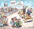 Cartoonist Matt Wuerker  Matt Wuerker's Editorial Cartoons 2011-03-01 labor