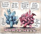 Cartoonist Matt Wuerker  Matt Wuerker's Editorial Cartoons 2011-03-26 Middle East