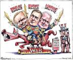 Cartoonist Matt Wuerker  Matt Wuerker's Editorial Cartoons 2011-04-27 Middle East
