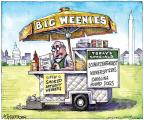 Cartoonist Matt Wuerker  Matt Wuerker's Editorial Cartoons 2011-06-20 hot