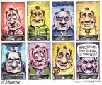 Cartoonist Matt Wuerker  Matt Wuerker's Editorial Cartoons 2011-12-01 finance