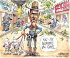 Cartoonist Matt Wuerker  Matt Wuerker's Editorial Cartoons 2012-05-16 animal