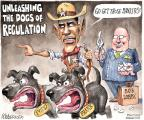 Cartoonist Matt Wuerker  Matt Wuerker's Editorial Cartoons 2012-05-24 dog