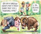 Cartoonist Matt Wuerker  Matt Wuerker's Editorial Cartoons 2012-05-25 animal