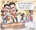 Cartoonist Matt Wuerker  Matt Wuerker's Editorial Cartoons 2012-08-23 Paul Ryan
