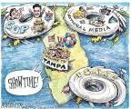 Cartoonist Matt Wuerker  Matt Wuerker's Editorial Cartoons 2012-08-27 Paul Ryan