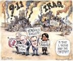 Cartoonist Matt Wuerker  Matt Wuerker's Editorial Cartoons 2012-10-23 Iraq war