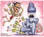 Cartoonist Matt Wuerker  Matt Wuerker's Editorial Cartoons 2013-02-14 minimum tax