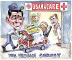 Cartoonist Matt Wuerker  Matt Wuerker's Editorial Cartoons 2013-03-15 Paul Ryan