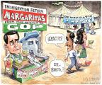 Cartoonist Matt Wuerker  Matt Wuerker's Editorial Cartoons 2013-05-05 democratic party