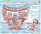 Cartoonist Matt Wuerker  Matt Wuerker's Editorial Cartoons 2013-06-19 Jeff