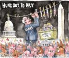 Cartoonist Matt Wuerker  Matt Wuerker's Editorial Cartoons 2013-07-09 finance