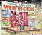 Cartoonist Matt Wuerker  Matt Wuerker's Editorial Cartoons 2013-07-25 mayor