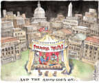Cartoonist Matt Wuerker  Matt Wuerker's Editorial Cartoons 2013-10-14 interior