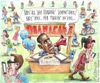 Cartoonist Matt Wuerker  Matt Wuerker's Editorial Cartoons 2013-11-18 talk