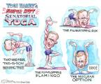 Cartoonist Matt Wuerker  Matt Wuerker's Editorial Cartoons 2013-11-26 hot