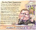 Cartoonist Matt Wuerker  Matt Wuerker's Editorial Cartoons 2014-01-07 supreme court judge