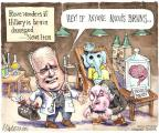 Cartoonist Matt Wuerker  Matt Wuerker's Editorial Cartoons 2014-05-14 item