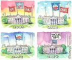 Cartoonist Matt Wuerker  Matt Wuerker's Editorial Cartoons 2014-06-03 flag
