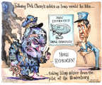 Cartoonist Matt Wuerker  Matt Wuerker's Editorial Cartoons 2014-09-12 Iraq war