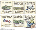 Cartoonist Matt Wuerker  Matt Wuerker's Editorial Cartoons 2014-09-23 Middle East