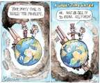 Cartoonist Matt Wuerker  Matt Wuerker's Editorial Cartoons 2014-10-07 America