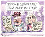 Cartoonist Matt Wuerker  Matt Wuerker's Editorial Cartoons 2014-11-18 newspaper headline