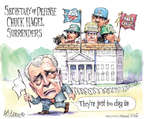Cartoonist Matt Wuerker  Matt Wuerker's Editorial Cartoons 2014-11-25 flag