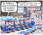 Cartoonist Matt Wuerker  Matt Wuerker's Editorial Cartoons 2014-12-30 mayor