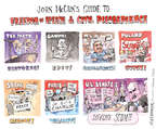 Cartoonist Matt Wuerker  Matt Wuerker's Editorial Cartoons 2015-02-02 name