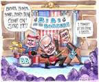 Cartoonist Matt Wuerker  Matt Wuerker's Editorial Cartoons 2015-03-04 foreign