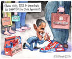 Cartoonist Matt Wuerker  Matt Wuerker's Editorial Cartoons 2015-05-12 global economy