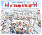 Cartoonist Matt Wuerker  Matt Wuerker's Editorial Cartoons 2015-05-20 Facebook