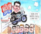 Cartoonist Matt Wuerker  Matt Wuerker's Editorial Cartoons 2015-06-08 Iowa