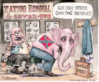 Cartoonist Matt Wuerker  Matt Wuerker's Editorial Cartoons 2015-06-23 dog