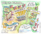 Cartoonist Matt Wuerker  Matt Wuerker's Editorial Cartoons 2015-08-04 name