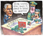 Cartoonist Matt Wuerker  Matt Wuerker's Editorial Cartoons 2015-10-19 foreign