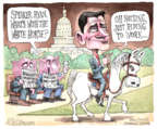 Cartoonist Matt Wuerker  Matt Wuerker's Editorial Cartoons 2016-01-27 Paul Ryan