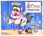 Cartoonist Matt Wuerker  Matt Wuerker's Editorial Cartoons 2016-02-05 Iowa