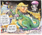Cartoonist Matt Wuerker  Matt Wuerker's Editorial Cartoons 2016-02-19 religion