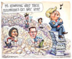 Cartoonist Matt Wuerker  Matt Wuerker's Editorial Cartoons 2016-04-06 profit