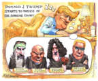 Cartoonist Matt Wuerker  Matt Wuerker's Editorial Cartoons 2016-05-24 supreme court judge