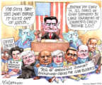 Cartoonist Matt Wuerker  Matt Wuerker's Editorial Cartoons 2016-06-23 Paul Ryan