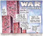 Cartoonist Matt Wuerker  Matt Wuerker's Editorial Cartoons 2016-07-15 World War One
