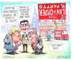 Cartoonist Matt Wuerker  Matt Wuerker's Editorial Cartoons 2016-10-28 Paul Ryan